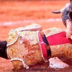 La venganza del toro: un torero recibió una corneada en el recto y está grave