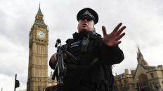 video: asi empezo el ataque al parlamento de londres