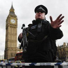 Video: Así empezó el ataque al Parlamento de Londres