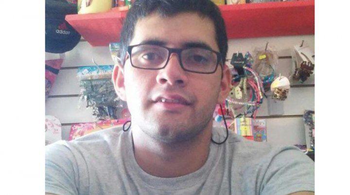 Burgos tenía 24 años.