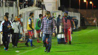 Ortiz confió en finalizar la temporada dejando a Atlético Paraná en la Primera B Nacional.
