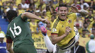 Colombia venció a Bolivia y obliga más a la Selección argentina