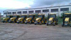 compran maquinarias para conservacion vial por 7 millones de pesos