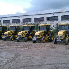 Compran maquinarias para conservación vial por 7 millones de pesos