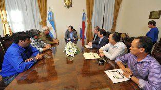 Cotapa: el Gobierno se comprometió a no cobrar la deuda para proteger las fuentes laborales