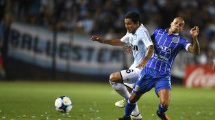 Racing se impuso a Godoy Cruz