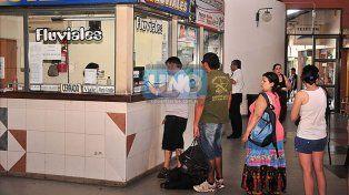 Desde este lunes se usará SUBE para viajar entre Paraná y Santa Fe