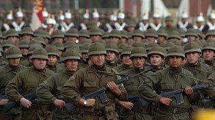 por primera vez echaron a un militar de las ffaa por violencia de genero