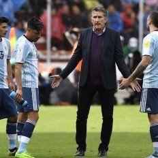 Sin Messi, Argentina no pudo con Bolivia en la altura de La Paz