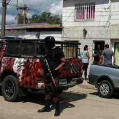 Prófugo. La Policía buscó el paradero de Molina durante 20 días.