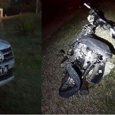 Falleció el joven que se accidentó en La Paz