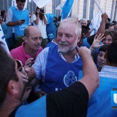 Trabajadores nucleados en UPCN marcharon y exigieron al Gobierno avanzar con las paritarias