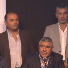 Tapia es el nuevo presidente de AFA