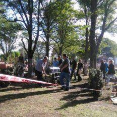 Horror en Mar del Plata: la tumba del menor mutilado estaba vacía