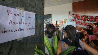 Docentes de Agmer Paraná harán asambleas y movilización este lunes