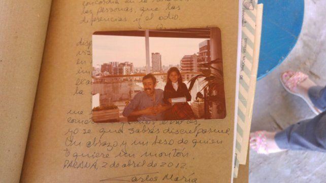 La imagen es del primer encuentro (1982)