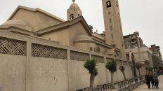 el estado islamico se adjudico la autoria de los dos atentados en las iglesias cristianas