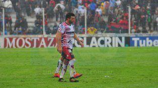 Guzmán no buscó excusas para justificar la dura derrota.