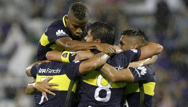 Atención hinchas: Boca Juniors llegó a Paraná
