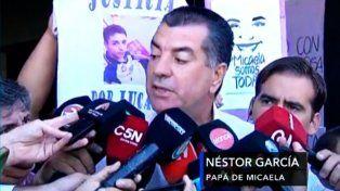 Yuyo García pidió cambios para evitar más femicidios en la provincia.