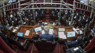 El Senado aprobó con cambios el proyecto que limita las excarcelaciones
