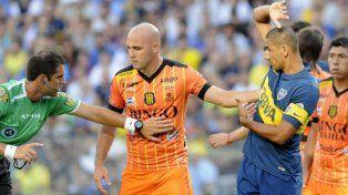 Furios debutó en Primera División con la camiseta de Boca, pero en La Bombonera jugó con otros colores.