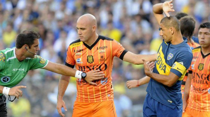 Furios debutó en Primera División con la camiseta de Boca