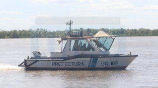 Buscan a dos pescadores que desaparecieron en el río Paraná