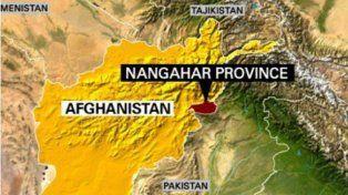 EE.UU. lanzó la bomba no nuclear más grande del mundo en Afganistán