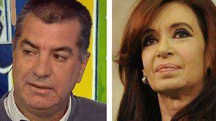 Cristina Fernández llamó al papá de Micaela