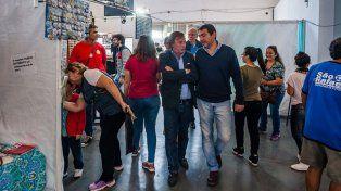 Se habilitó la Feria de Artesanos y Emprendedores