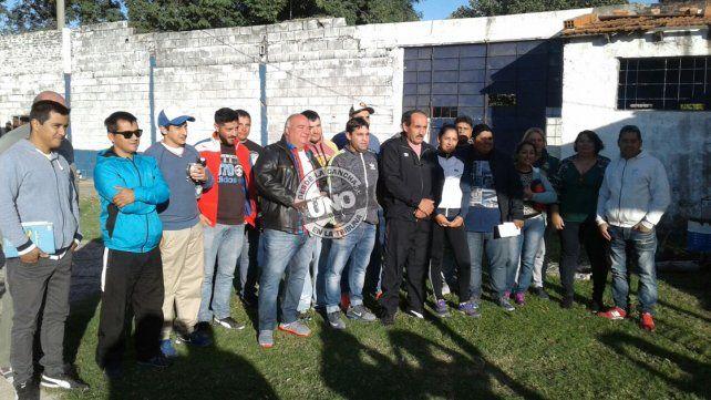 Sportivo Urquiza tiene nuevo presidente