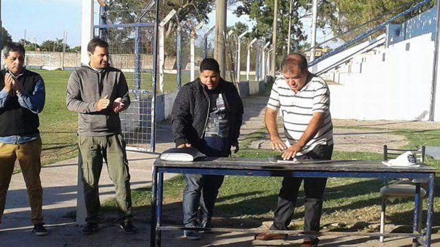 Sportivo. Hubo asamblea ayer en Sportivo Urquiza y se conocieron a las nuevas autoridades del club
