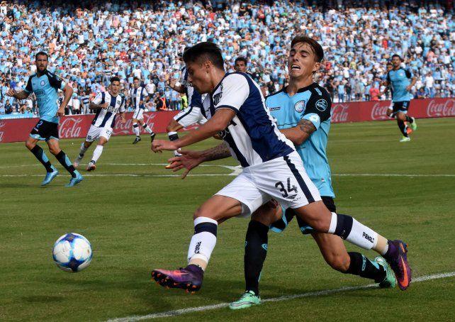 Belgrano reaccionó a tiempo y logró empatar en el clásico ante Talleres de Córdoba