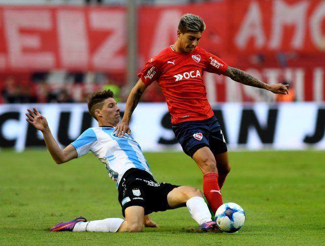 Independiente dejó pasar la chance de subir y empató ante Atlético de Rafaela