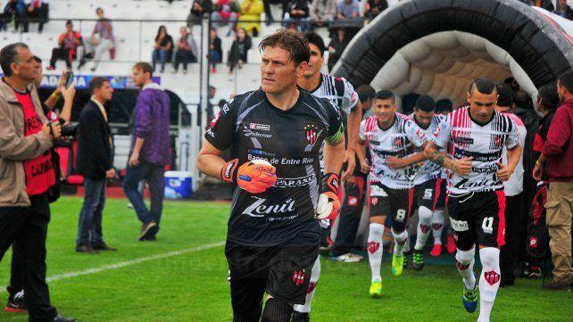Sebastián Bértoli cumplirá 500 partidos en Patrón y los festejará en La Boca.