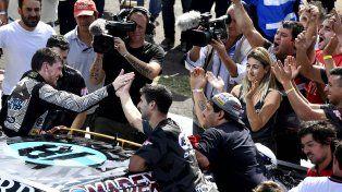 Josito Di Palma ganó de punta a punta en Concepción del Uruguay y es nuevo líder del campeonato