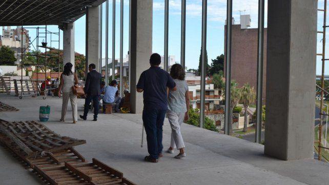 Expectativa. El Ejecutivo prevé que los trabajos en ejecución dinamicen la economía entrerriana.