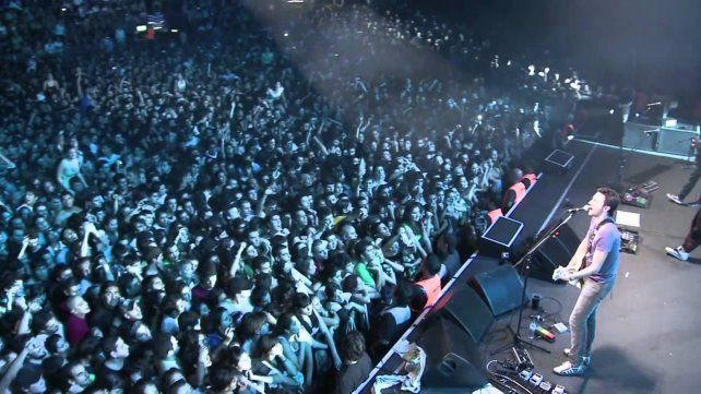 Cambia de escenario el show de No Te Va Gustar en Paraná