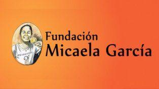 Crearon oficialmente la Fundación Micaela García