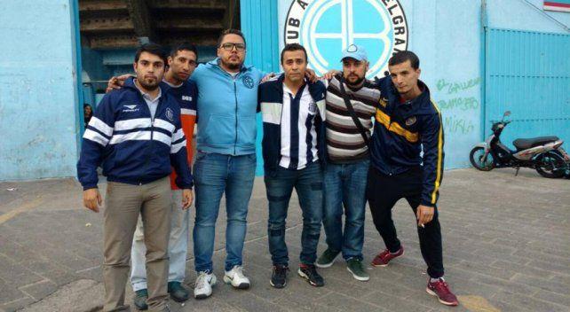 La marcha por Emanuel Balbo unió a hinchas de Belgrano y Talleres