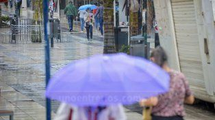 Jornada con probabilidad de lluvias y chaparrones y una máxima de 22 grados