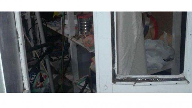 Viale: Robaron en su casa mientras estaba en una marcha pidiendo seguridad