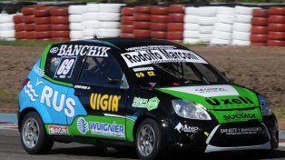 Grinóvero terminó sumando puntos para el campeonato de la C2.