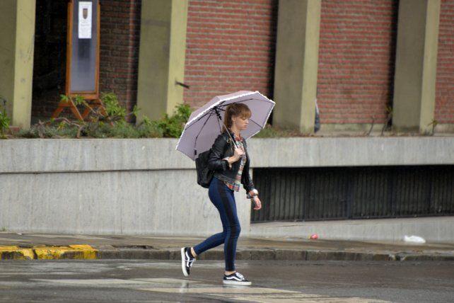 Rige un alerta meteorológico para parte de la provincia Entre Ríos