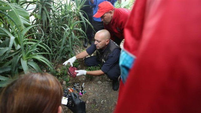 San Martín: encontraron una cartera de Araceli Fulles, la chica desaparecida