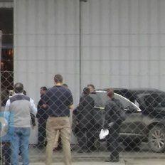 El Presidente llegó a Paraná para recorrer una fábrica y un laboratorio