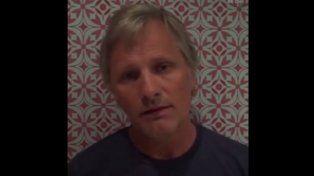 Viggo Mortensen, duro con el macrismo en defensa del cine nacional