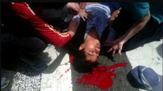 Ya son dos los muertos en la manifestación contra Maduro