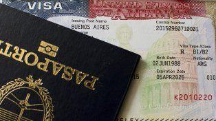 Simplifican el trámite para obtener la visa de EEUU